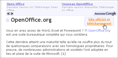 Lilapuce t l charger et installer openoffice - Telecharger open office gratuitement et rapidement ...