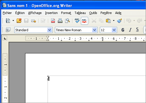 Lilapuce t l charger et installer openoffice - Open office writer telecharger ...